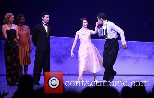 Max Von Essen, Leanne Cope and Robert Fairchild 2