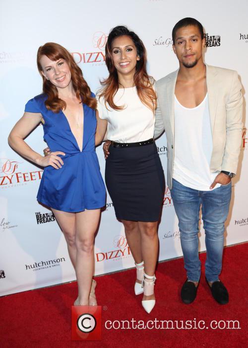 Alison Faulk, Teresa Espinosa and Luke Broadlick 2