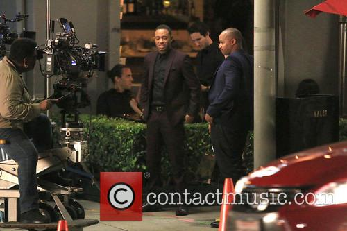 Terrence Jenkins and Donald Faison 2