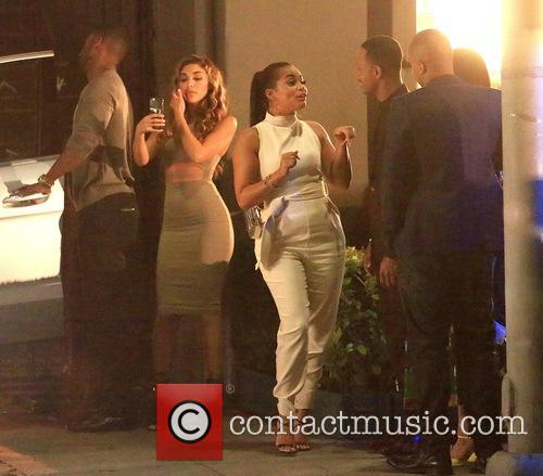 Chantel Jeffries, Lauren London, Terrence Jenkins and Donald Faison 6