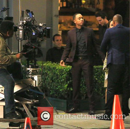 Terrence Jenkins and Donald Faison 5