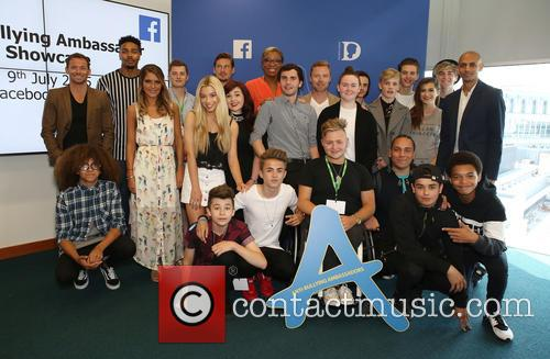 Joe Swash, Molly Rainford, Ronan Keating, Jake Mitchell, Ceallach Spellman, Lee Ryan, Dustin Lance Black, Rebecca Craven, Gemma Oaten, Jordan, Perri, Diversity, Only The Young, Jack Walton and Jack Binstead 1