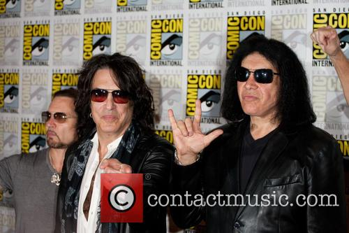 Paul Stanley and Gene Simmons 2