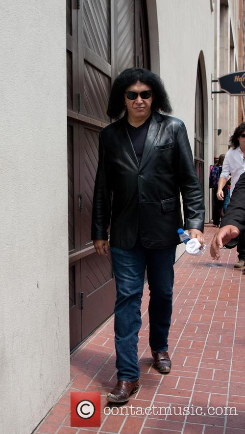 The Police Searched Gene Simmons House for Child Pornography