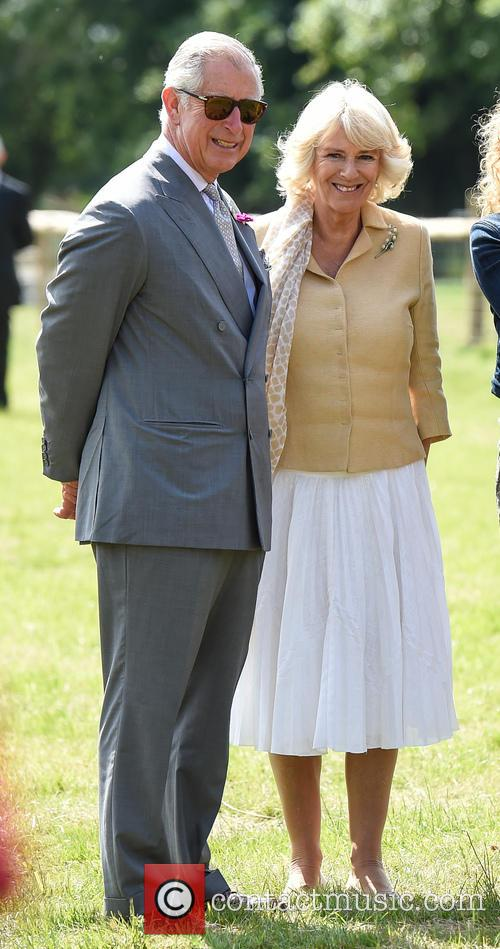 Charles, Prince Of Wales, Camilla and Duchess Of Cornwall 2
