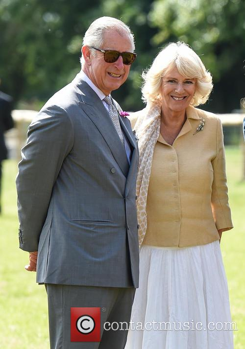 Charles, Prince Of Wales, Camilla and Duchess Of Cornwall 3