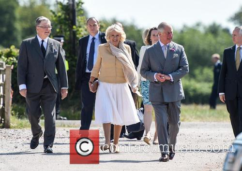 Atmosphere, Duchess Of Cornwall, Camilla and Prince Charles 8