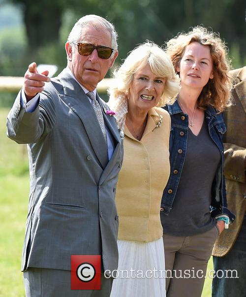 Atmosphere, Duchess Of Cornwall, Camilla, Prince Charles and Kate Humble 11