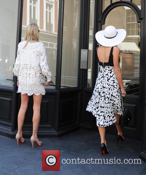 Paris Hilton and Nicky Hilton 9