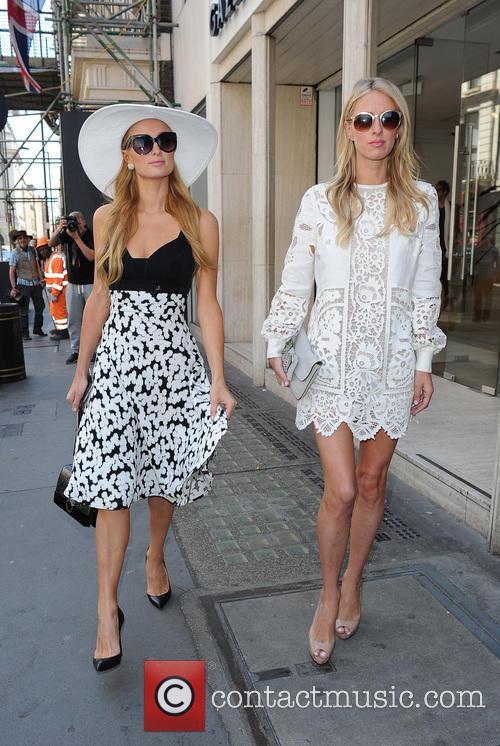 Paris Hilton and Nicky Hilton 4