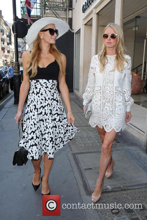 Paris Hilton and Nicky Hilton 7