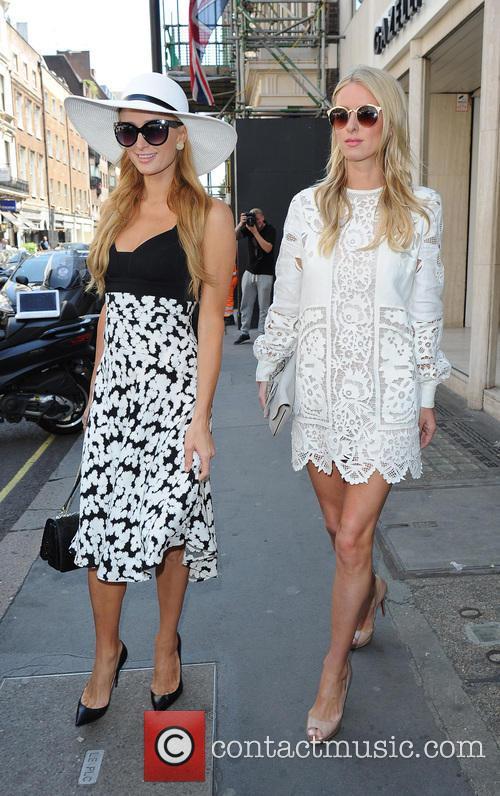 Paris Hilton and Nicky Hilton 10