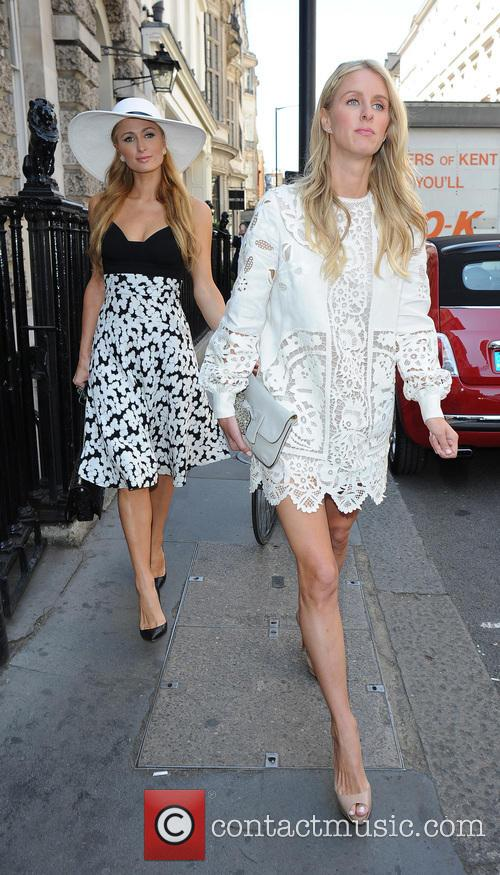 Paris Hilton and Nicky Hilton 1