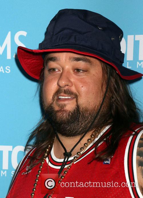 'Pawn Stars' star Chumlee DJs at Ditch Fridays...