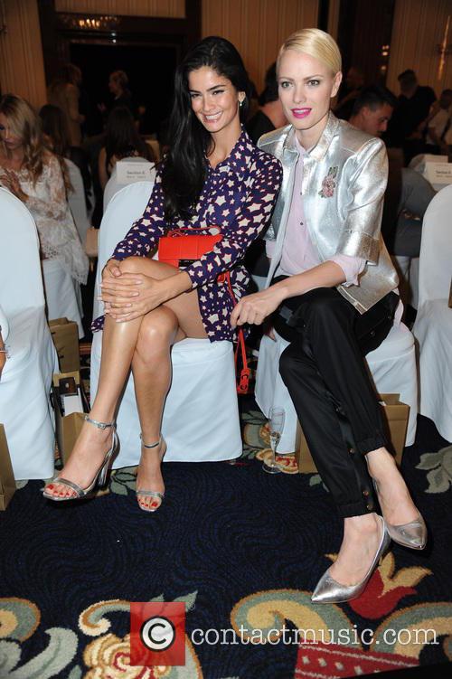 Shermine Shahrivar and Franziska Knuppe 2