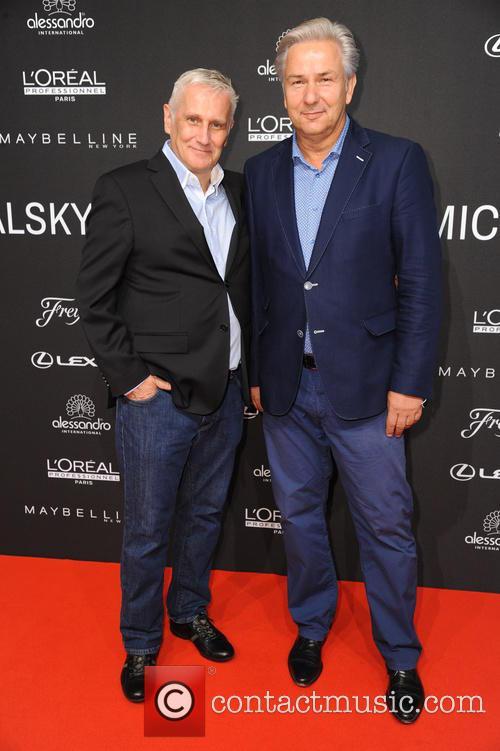 Joern Kubicki and Klaus Wowereit 2