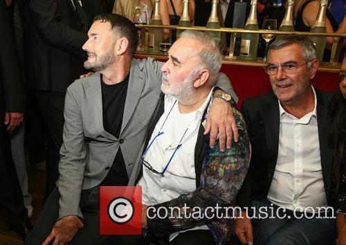 Michael Michalsky, Udo Walz and Norbert Medus 2