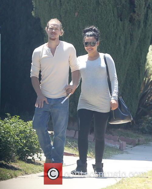 Naya Rivera and Ryan Dorsey 4