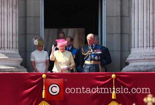 Sophie, Countess Of Wessex, Queen Elizabeth Ii, Prince Philip and Duke Of Edinburgh 3