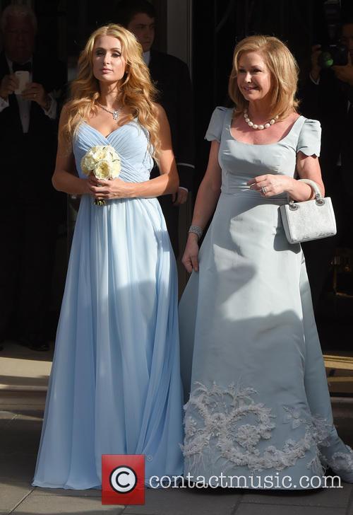 Paris Hilton and Kathy Hilton 2