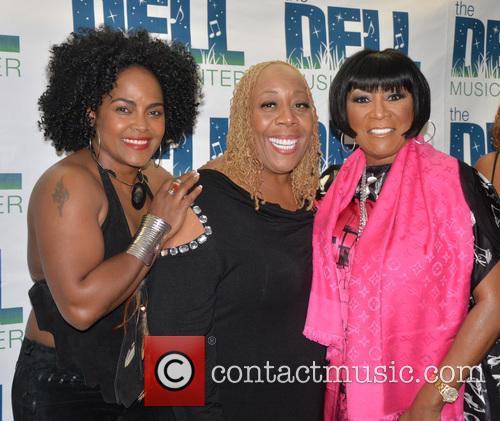 Pamela Williams, Patti Labelle and Patty Jackson 1