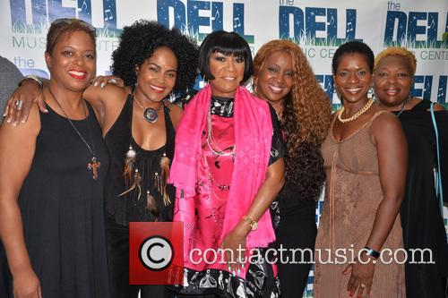 Cindy Bass, Pamela Williams, Patti Labelle and Meli'sa Morgan 2