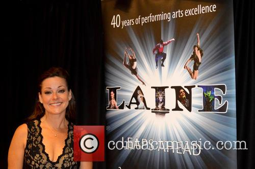Ruthie Henshall at Laine Theatre Arts 2015 Graduation...