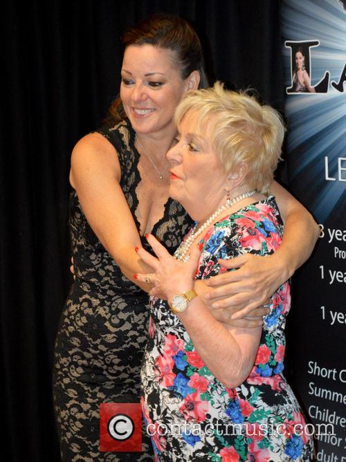 Ruthie Henshall and Betty Laine Obe 3