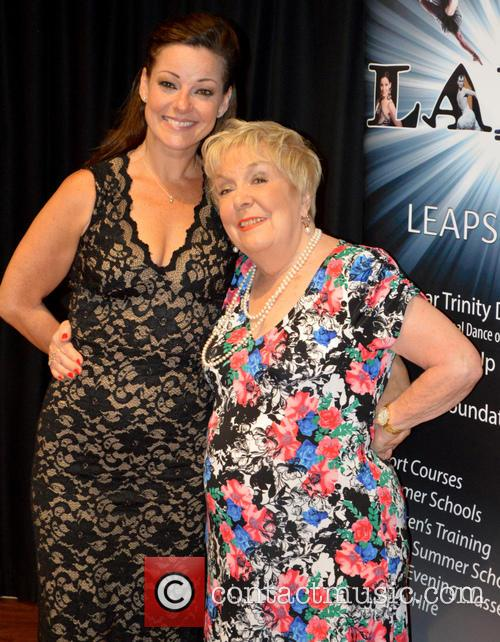 Ruthie Henshall and Betty Laine Obe 4