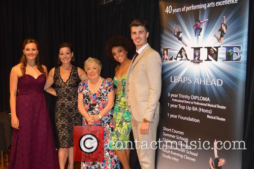 Atmosphere, Ruthie Henshall and Betty Laine Obe 1
