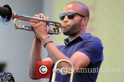 Troy Andrews (trombone Shorty) 2