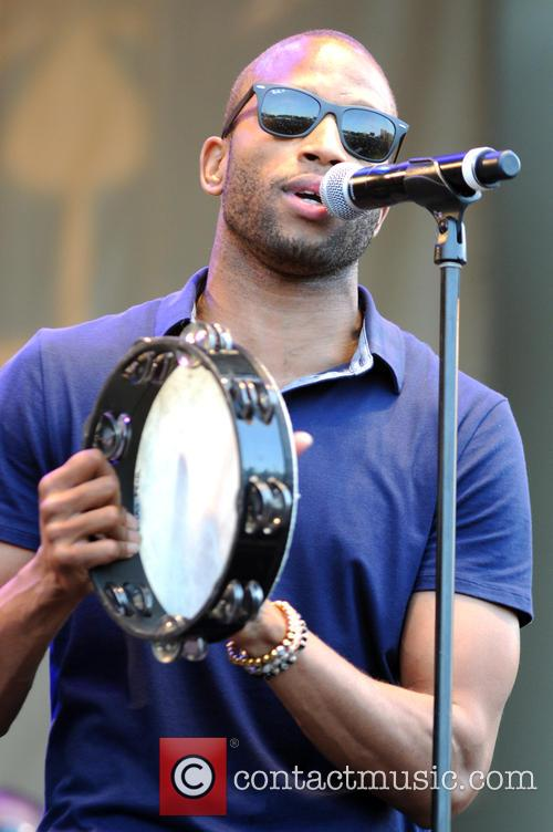 Troy Andrews (trombone Shorty) 4