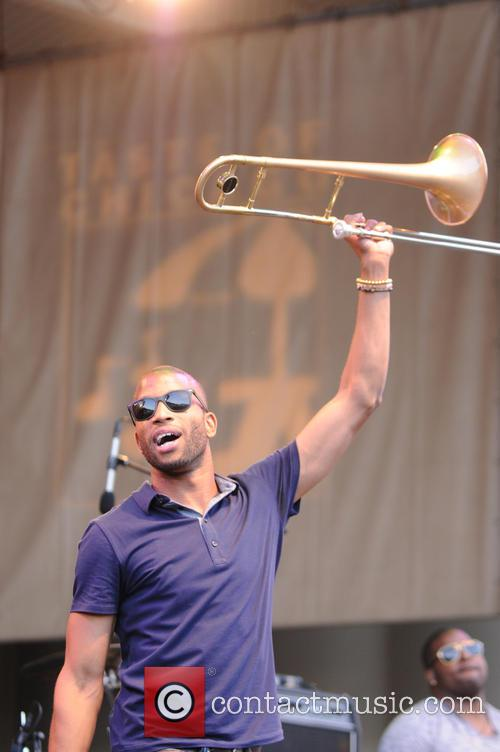 Troy Andrews (trombone Shorty) 7