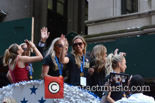 U.s. Women's Soccer National Team Players 4