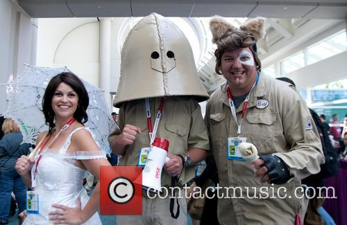 Spaceball Cosplay 2