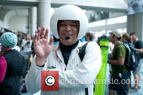 Spaceball Cosplay 1