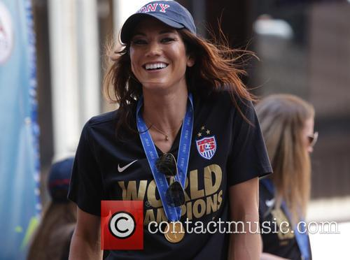 U.S. Women's National Team (USWNT) victory parade