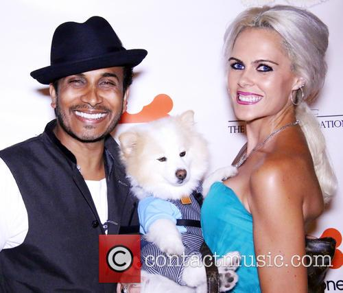 Reggie Benjamin and Iwona Burnat 3