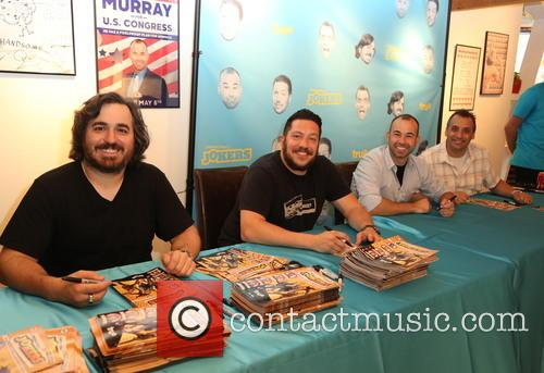 Atmosphere, Sal Vulcano and James Murray 2