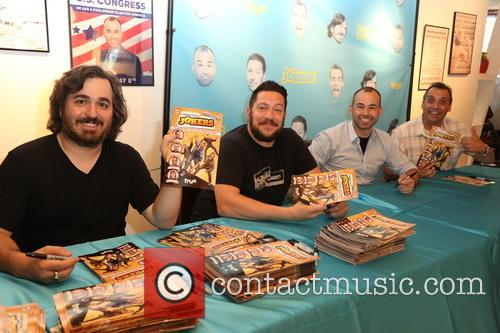 Atmosphere, Sal Vulcano and James Murray 1