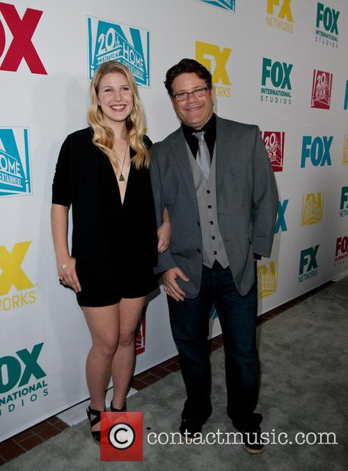 Alexandra Astin and Sean Astin