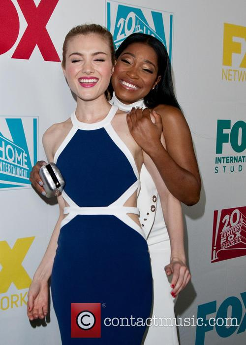 Skyler Samuels and Keke Palmer 2