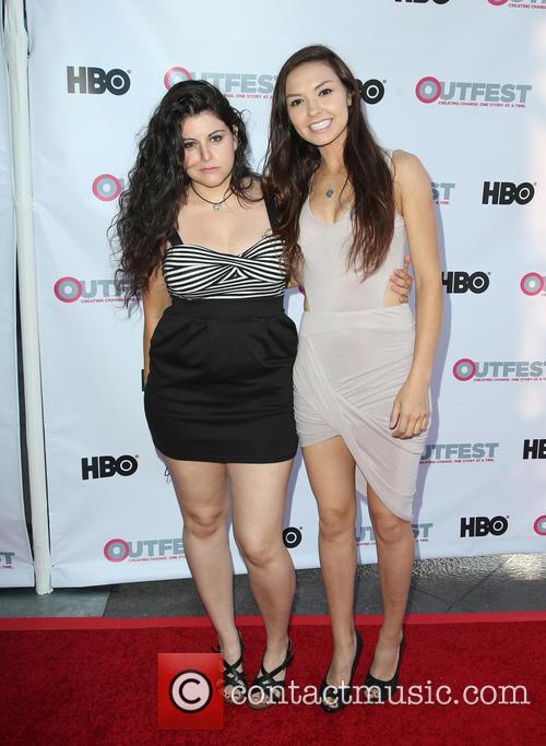 Bria Kam and Chrissy Chambers 2