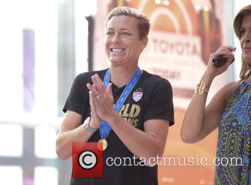 Hope and Abby Wambach 1