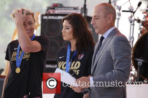 Abby Wambach and Hope Solo 1