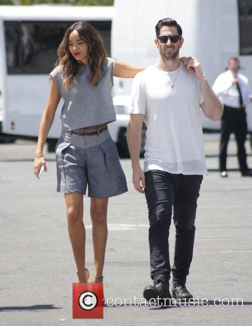 Ashley Madekwe and Iddo Goldberg 2