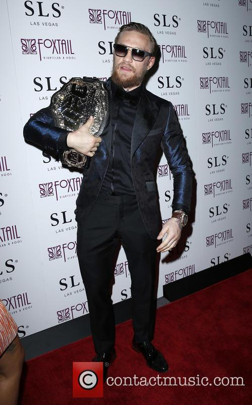 UFC Superstar Conor McGregor hosts an Official After...