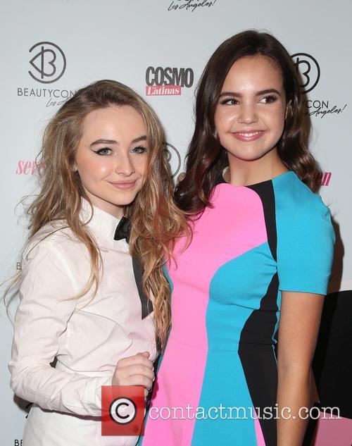 Sabrina Carpenter and Bailee Madison 11