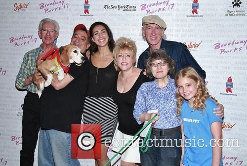 Marvin Laird, Joel Paley, Kim Maresca, Rita Mckenzie, Peter Land, Andrea Mccullough and Tori Murray 1