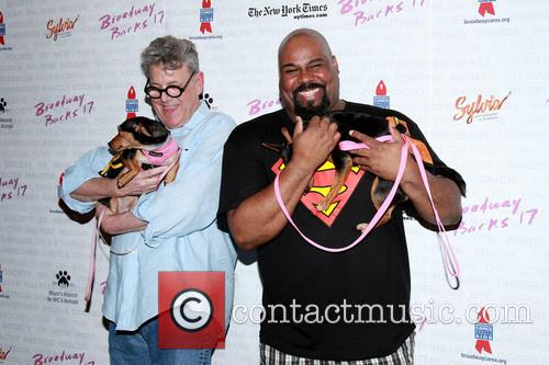 Jonathan Freeman and James Monroe Iglehart 2